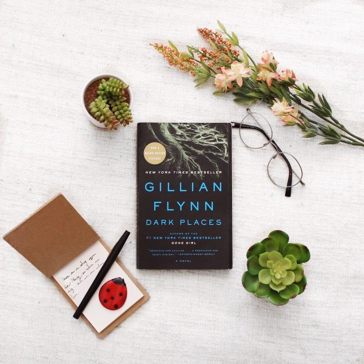 Throwback: Dark Places by GillianFlynn