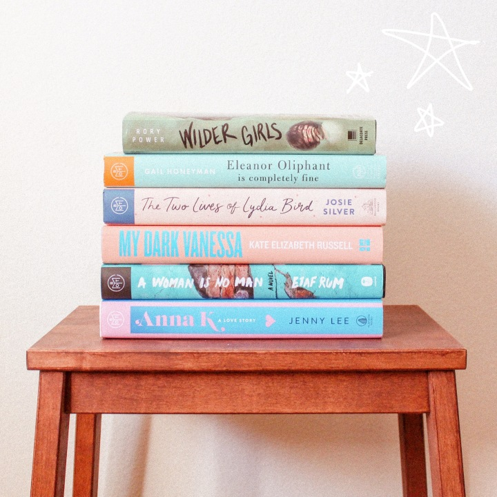 Recent Reads/April Wrap-Up