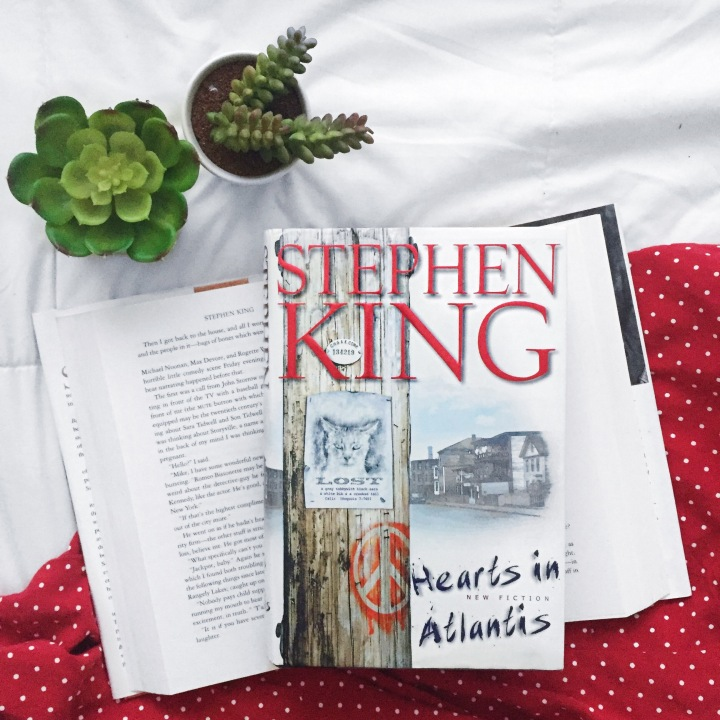 TBT: Heart in Atlantis by Stephen King